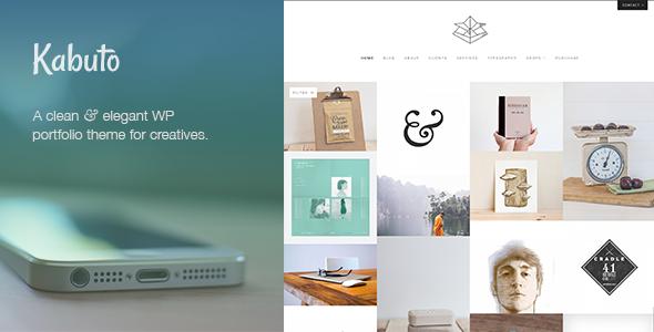 kabuto-responsive-wordpress-portfolio-theme