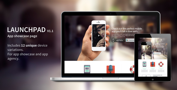 launchpad-responsive-app-landing-page
