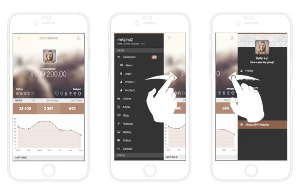 mAlpha2-Mobile-Responsive-Template
