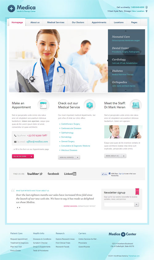 medica-wordpress-theme