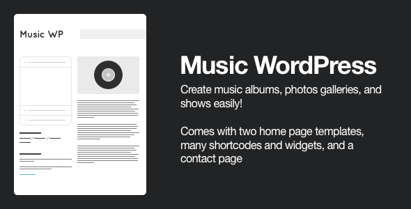 music-wordpress-template-for-musicians-artists