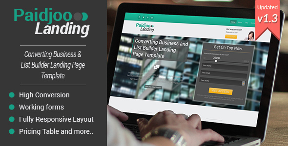 paidjoo-business-list-builder-landing-page