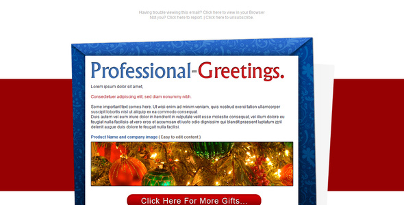 20 best new year newsletter templates 2014 designmaz professional greetings newsletter email m4hsunfo