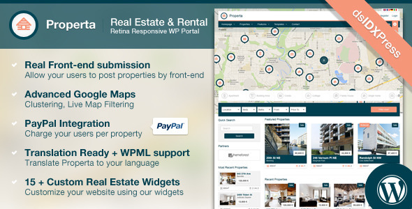 properta-real-estate-wordpress-theme