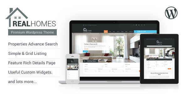 real-homes-wordpress-real-estate-theme