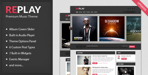replay-responsive-music-wordpress-theme