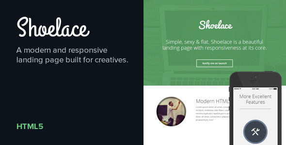 shoelace-modern-responsive-landing-page