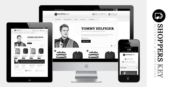 35+ Best Responsive Fashion Magento Themes 2017 - DesignMaz