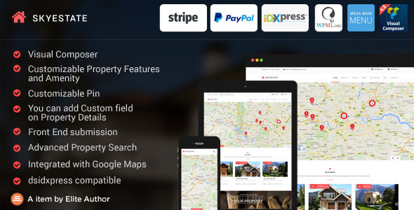 skyestate-real-estate-with-front-end-submission-wordpress-theme