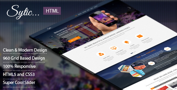 sytic-onepage-responsive-multipurpose-template