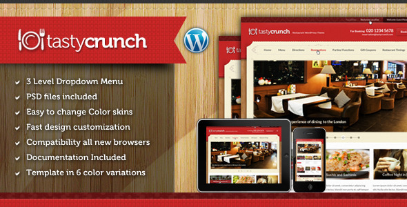 tasty-crunch-food-recipe-and-restaurant-theme
