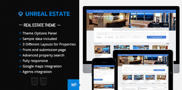 unreal-estate-real-estate-wordpress-theme