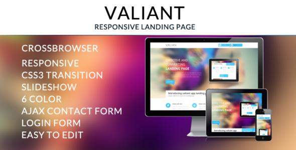 valiant-responsive-landing-page