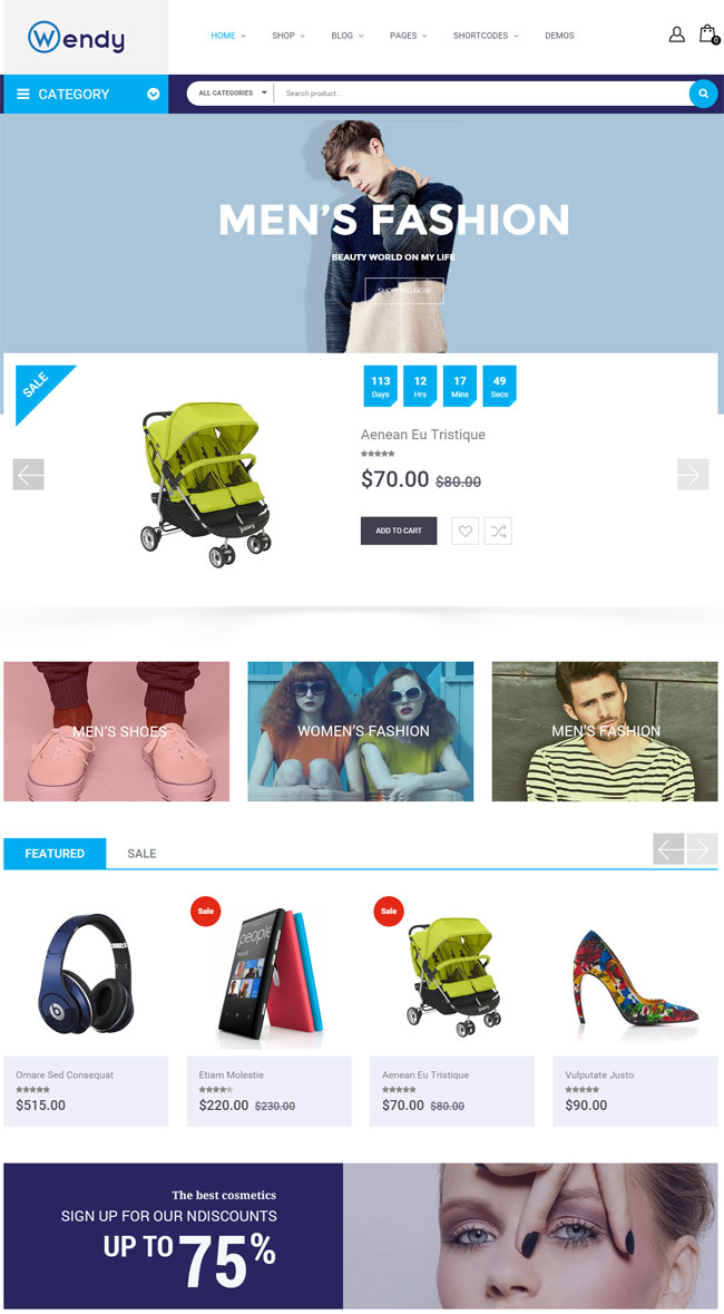 wendy-multi-store-woocommerce-theme