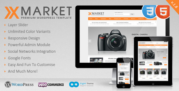 xmarket-responsive-wordpress-ecommerce-theme