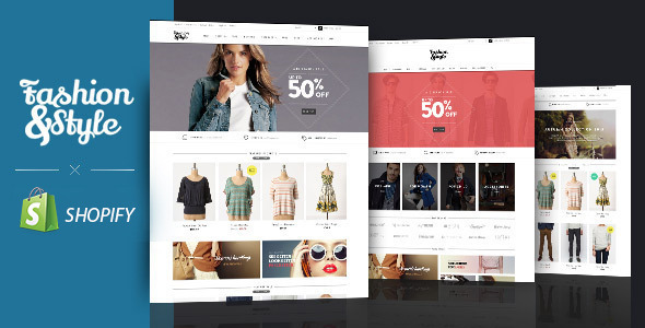 AP Fashion Store - Responsive Shopify Template