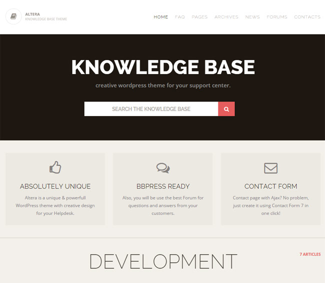 Altera-Responsive-Knowledge-Base-Wordpress-Theme