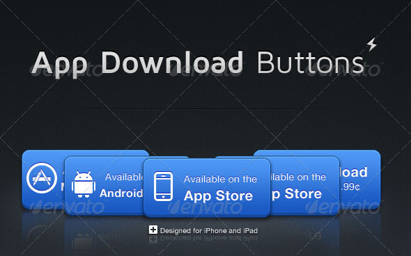App-Download-Buttons