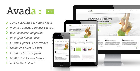 Avada-Responsive Multi-Purpose Theme