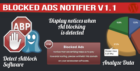 BAN - Blocked Ads Notifier With Statistics