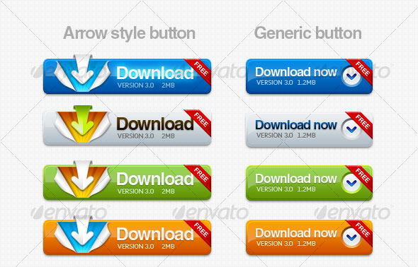 Delicious-Download-Button