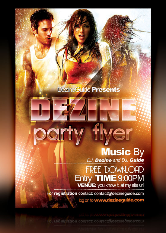 Dezine-Party-Flyer_Preview