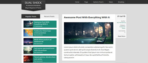 Dualshock-Free-wordpress-magazine-themes