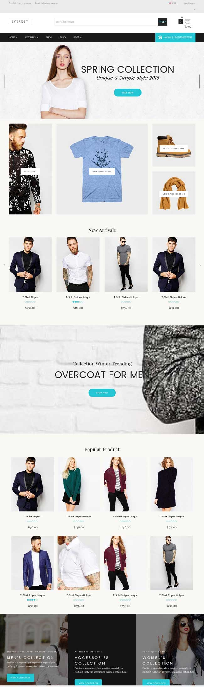 Everest-Multipurpose-Responsive-Shopify-Theme
