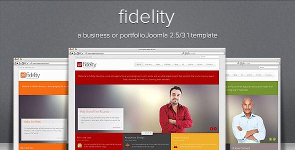 Fidelity-Clean-Responsive-Joomla-Template
