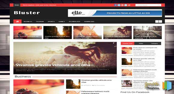 Free-Responsive-Bluster-Blogger-Template