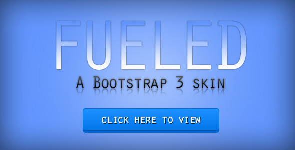 Fueled - Bootstrap skin