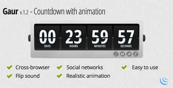 Gaur---Countdown-with-animation