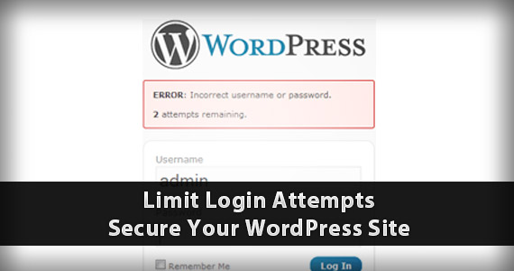 Limit Login Attempts  Security WordPress Plugins