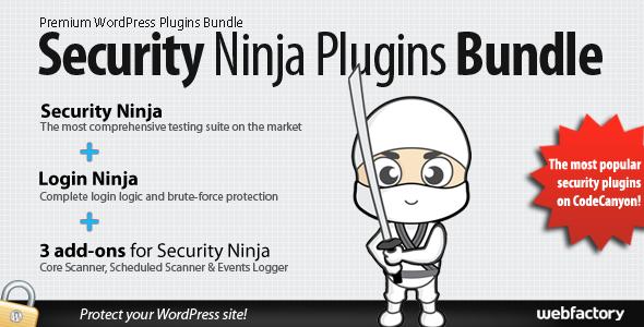 Security Ninja Plugins Bundle
