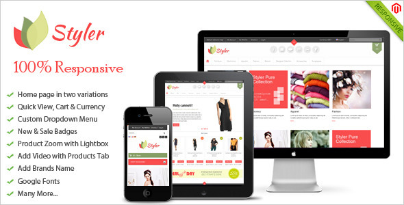 75 Best Responsive Magento Themes Designmaz Page 2 Of 2