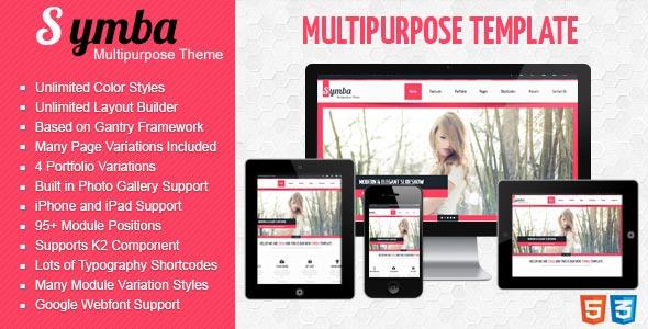 Symba-Multipurpose-Responsive-Joomla!-Template