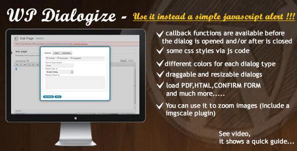 WP Dialogize