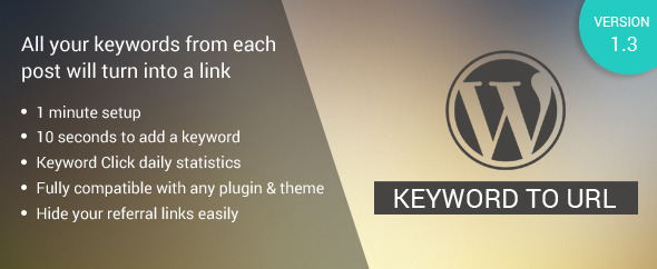 WP - Keywords To Link