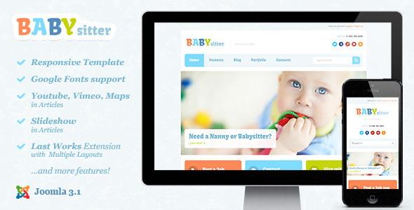 babysitter-responsive-joomla-template