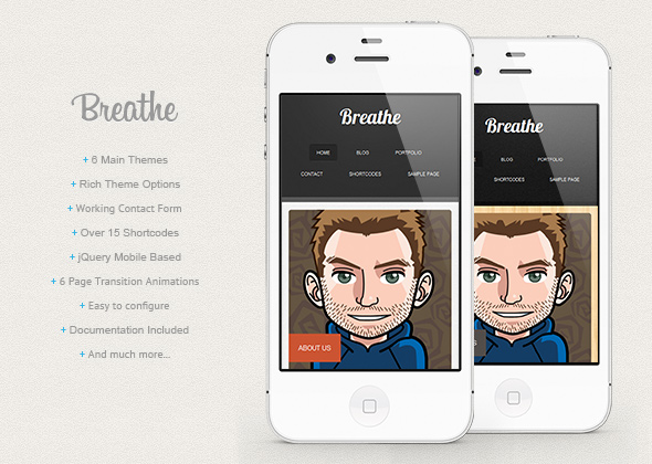 breathe-wordpress