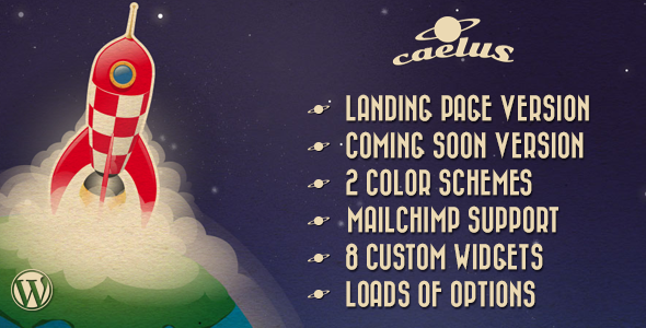caelus-app-landing-coming-soon-wp-theme