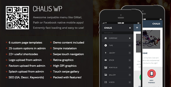 chalis-mobile-retina-wordpress-version