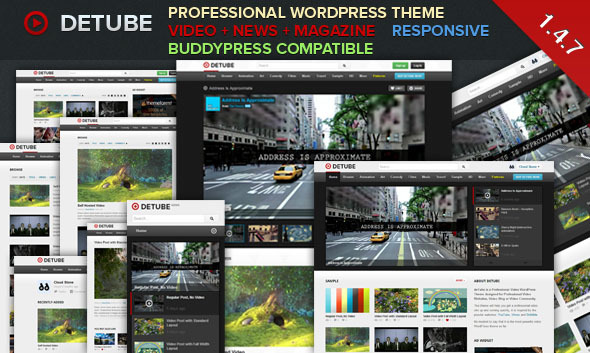detube-professional-video-wordpress-theme
