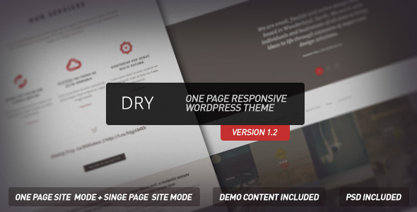 dry-one-page-responsive-wordpress-theme
