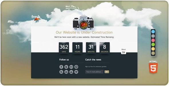 fresh-Parallax-Under-Construction-Countdown