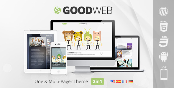 goodweb-one-multi-page-wordpress-theme