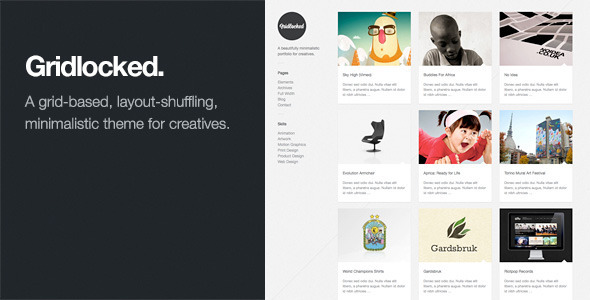 gridlocked-minimalistic-wordpress-portfolio-theme