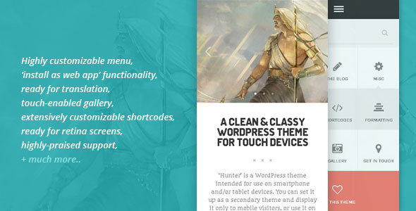 hunter-a-clean-classy-wordpress-theme