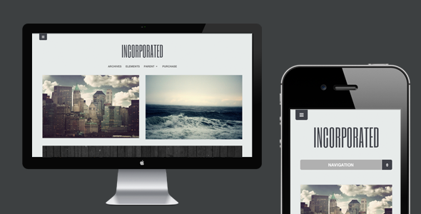 incorporated-wordpress-theme