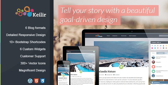 keilir-responsive-wordpress-blog-theme